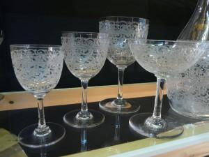 バカラ ローハンのワイングラス