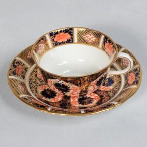 オールドイマリ(伊万里)のカップ&ソーサー