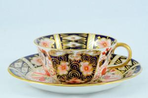 トラディショナルイマリ(伊万里)のカップ&ソーサー