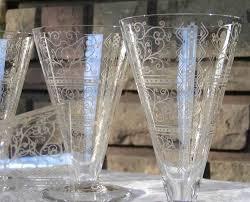 フランスのバカラ(baccarat)グラス リド(LIDO)