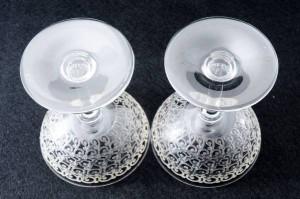 フランスのバカラ(baccarat)グラス ローハン(rohan)