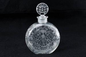 フランスのバカラ(baccarat)グラス ミケランジェロ(Michelangelo)の香水瓶