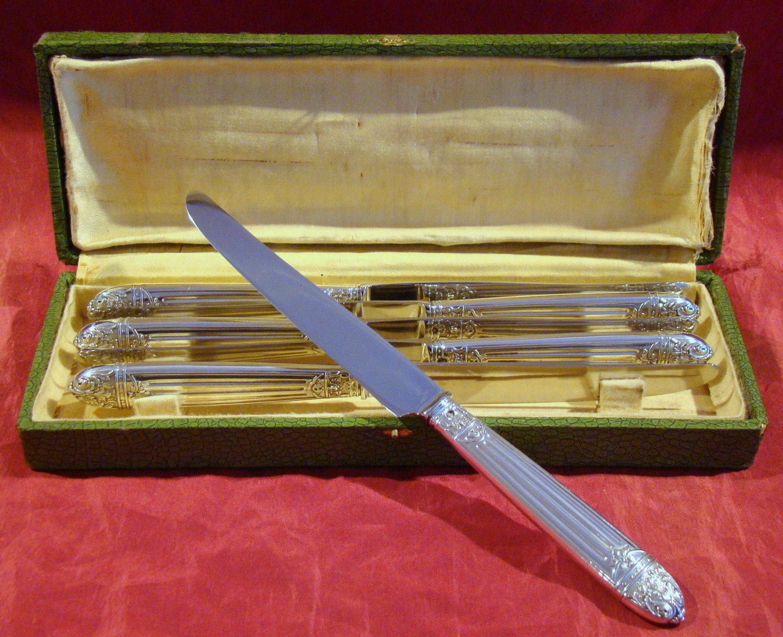 『ピュイフォルカのナイフ6本セット』