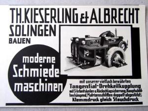 Ind-Reklame-1930-TH-Kieserling-Albrecht-Solingen