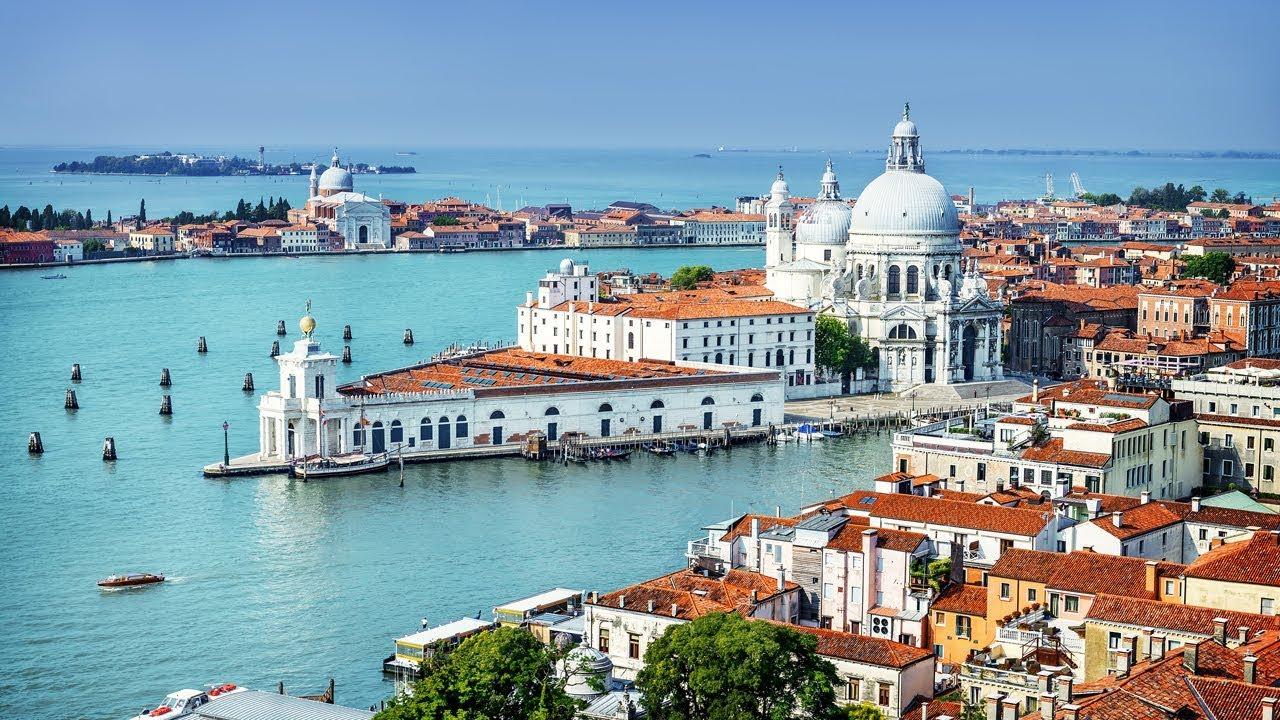 イタリア 水の都 ヴェネチアの風景