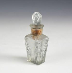 ルネラリック Rene Lalique 1920年製 Ci Galia ミニアートグラス 香水瓶
