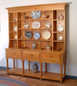 antique-pine-corner-cupboard
