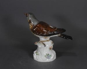 マイセン 小鳥の人形(フィギュリン)