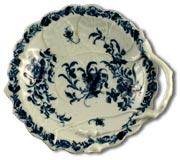 ロイヤルウースターの飾り皿