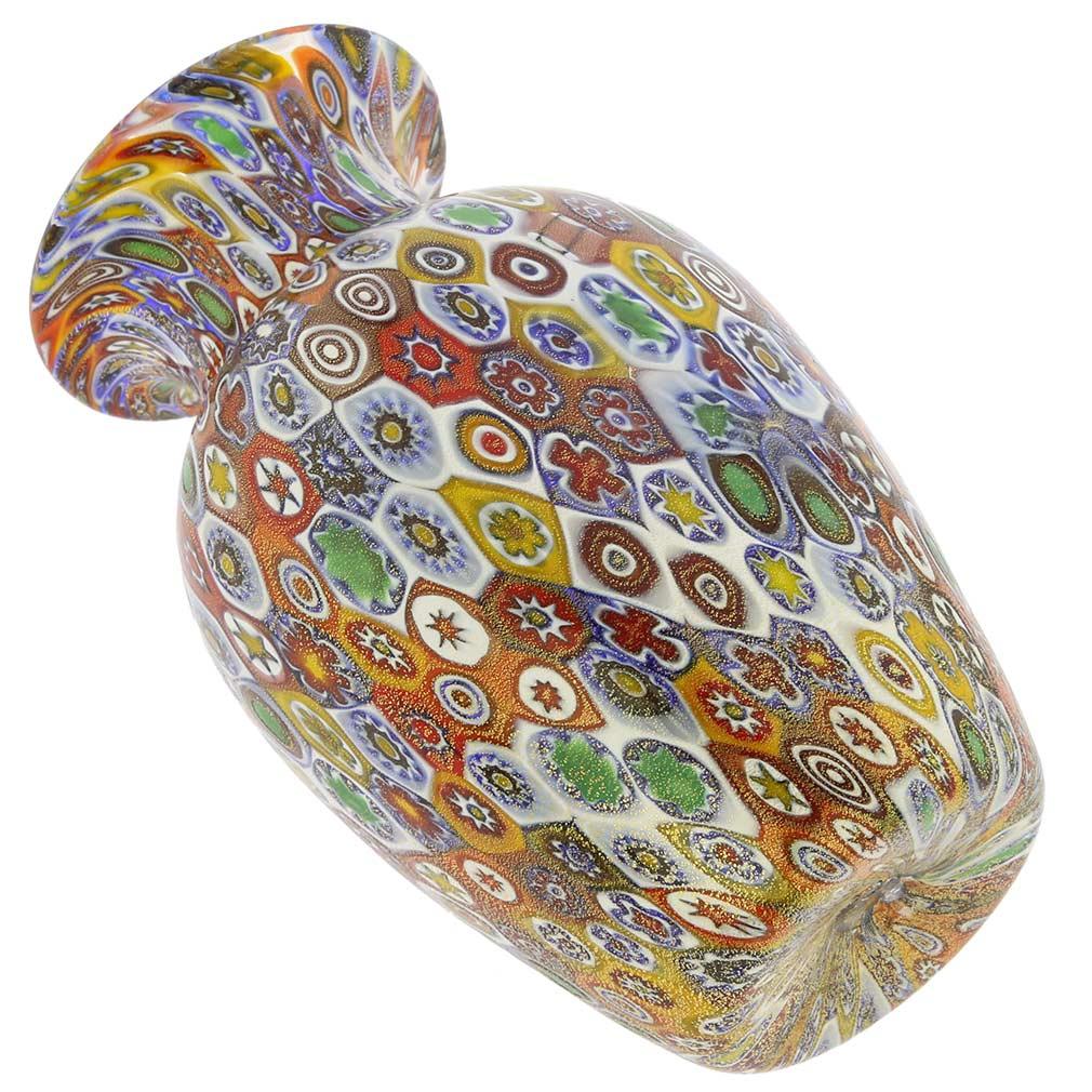 ベネチアングラス(ムラノガラス)ヴェネチアの花瓶