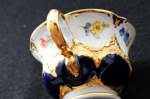 マイセン MISSENBフォームのカップ&ソーサー食器
