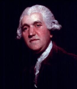 ウェッジウッド窯の創設者ジョサイア・ウェッジウッド JosiahWedgwood