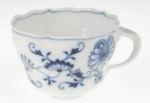 マイセン(meissen)ブルーオニオンのカップ
