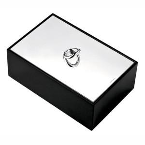 小物入れボックス(大)黒