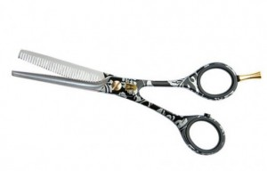 808004-shaped-scissors-modellierschere-5.25-zoll-baroque