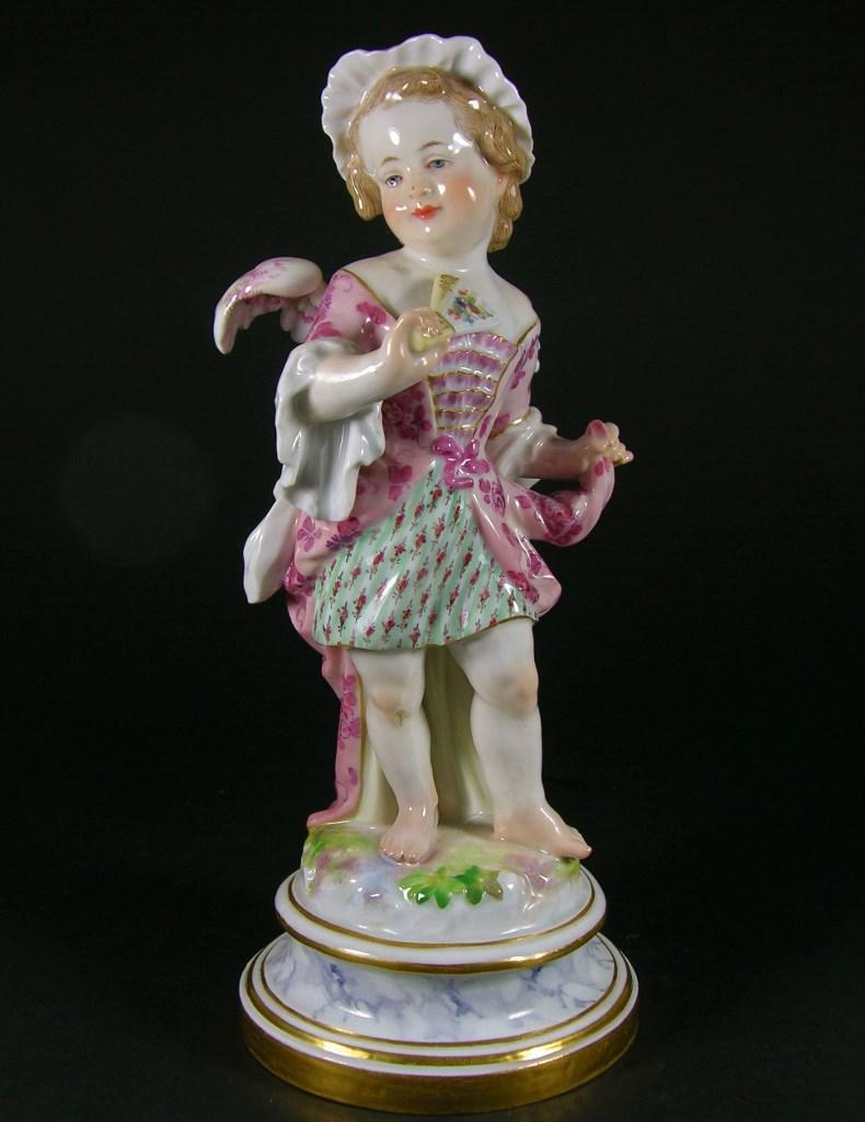 マイセン 人形 磁器 フィギュア15−11
