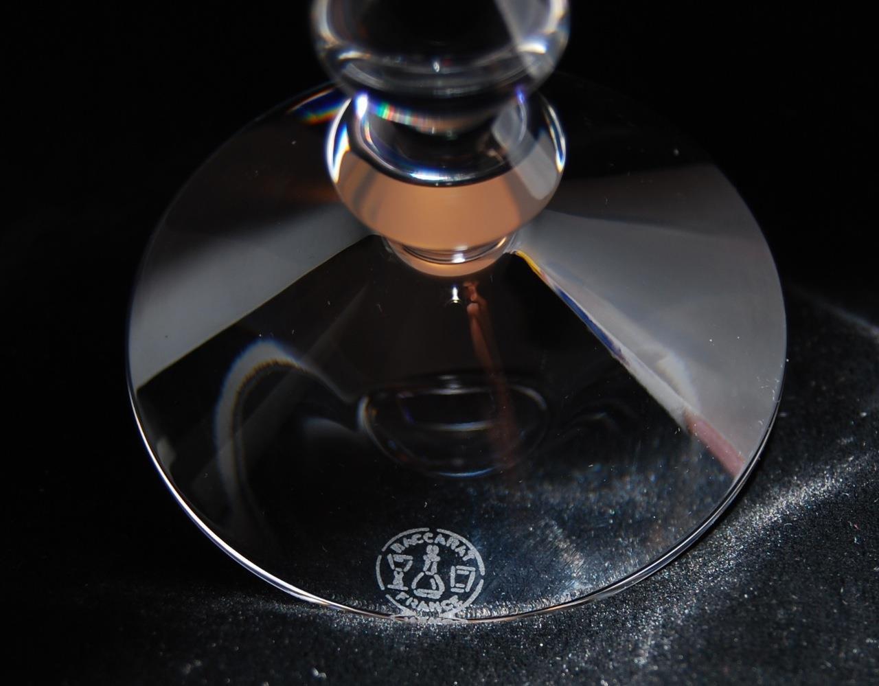 バカラのグラス ベガ(baccarat VEGA)のステム