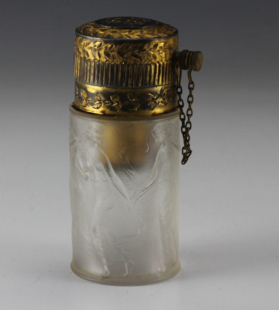 ルネラリック 香水瓶 マーニー