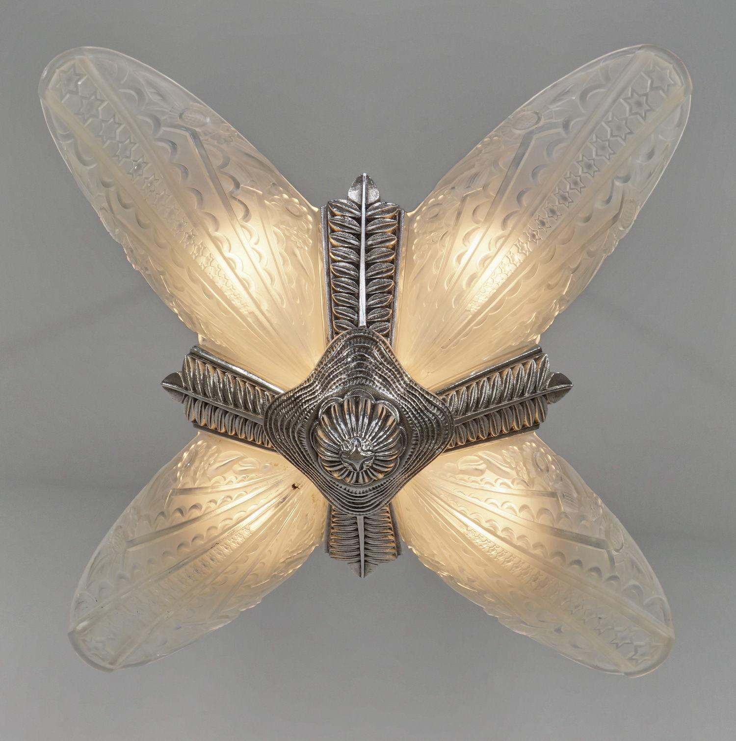 ドンナ(DONNA)アンティーク照明花柄のペンダントシャンデリア
