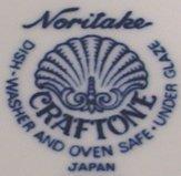 Noritake-クラフトワン印 (1971)