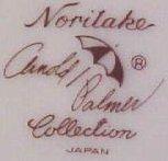 Noritake-アーノルドパーマー(傘)印(1975)