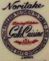 Noritake-Gala Cuisine印 (1988)