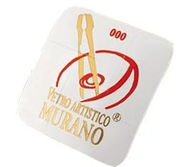 ヴェネチア製 ベネチアングラス(ムラノガラス)のトレードマーク(純正、本物)