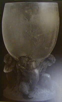 ルネ ラリック Rene Lalique 花瓶 cire-perdue-quatre-femmes-lalique-vase