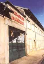 ミューラー兄弟(MullerFreresLuneville) 破産して売却したクロワマールの工場