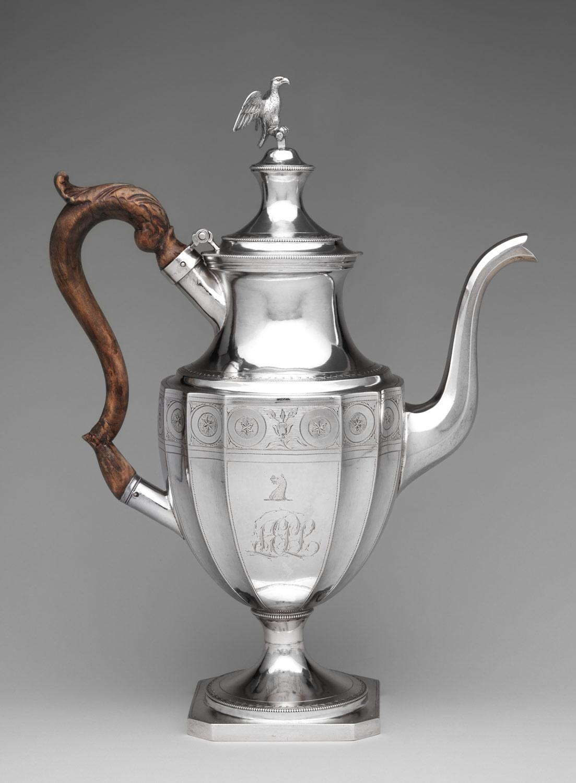 コーヒーポット 1800年頃