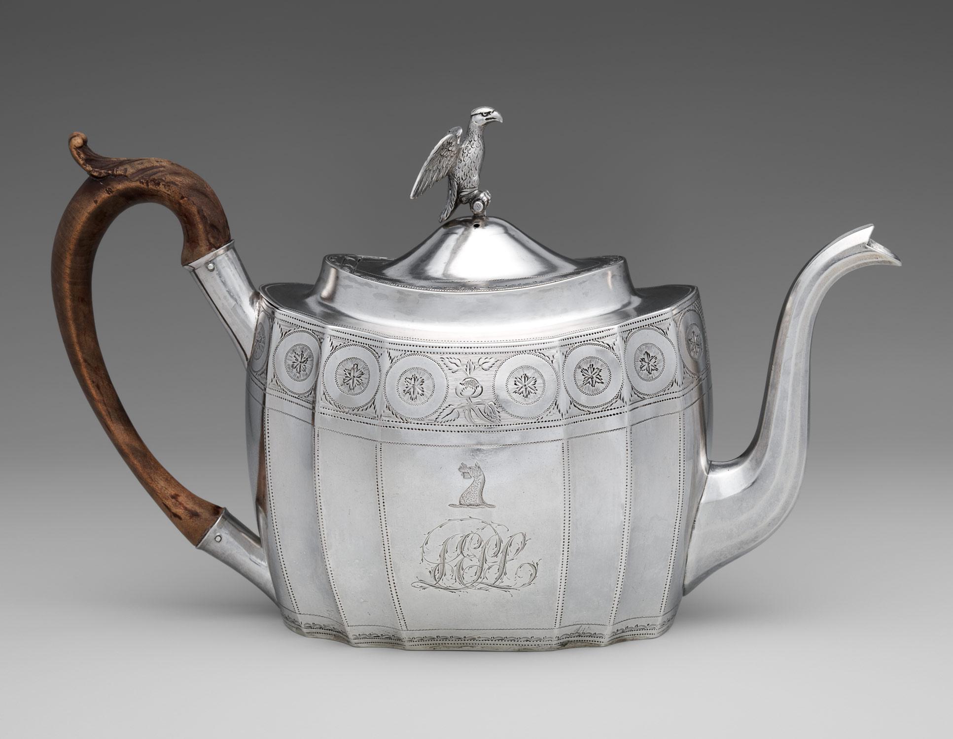 ティーポット 1800年頃