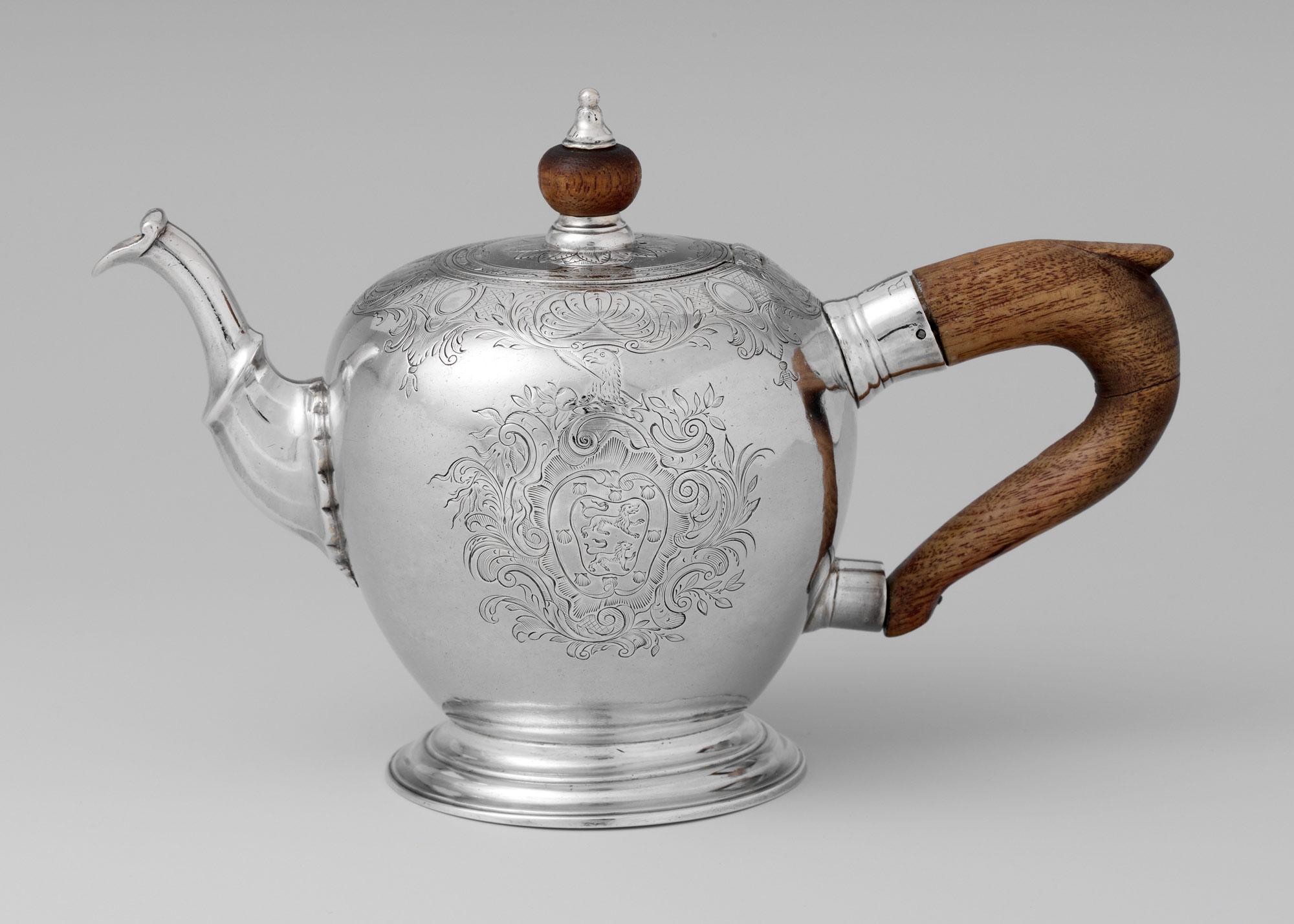 ティーポット 1745-55