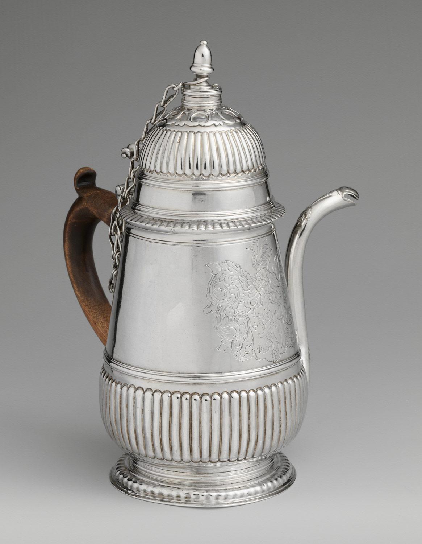 チョコレートポット 1700-1710