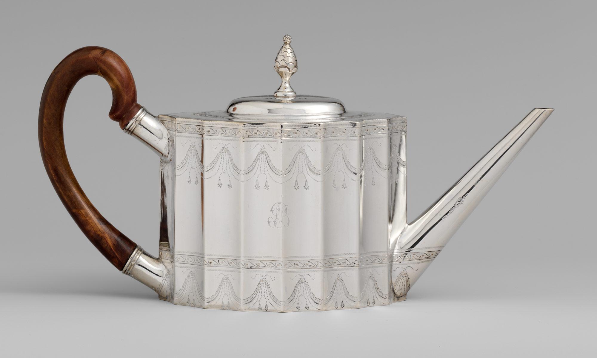 ティーポット 1796