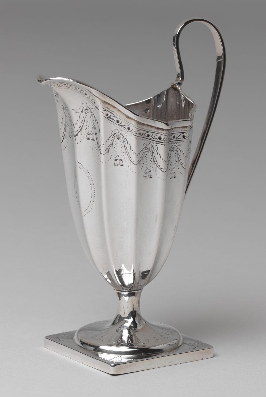 クリームポット 1795年頃