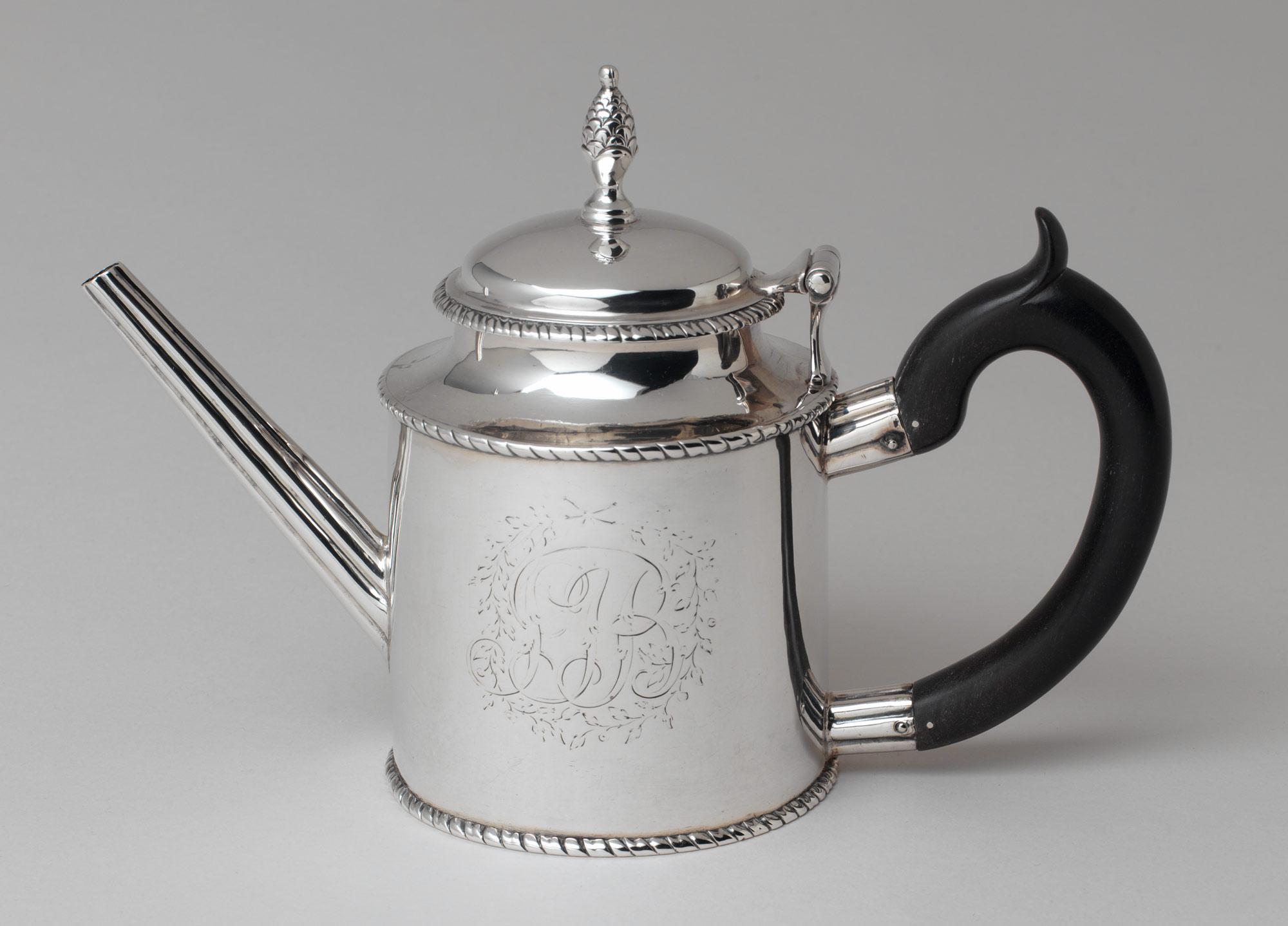 ティーポット 1782年頃