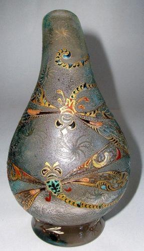 エミールガレの代表作 トンボの花瓶