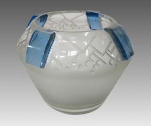 ミューラー兄弟 リュネヴィル フランス製 テーブル 花瓶