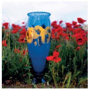 シュナイダー兄弟 花瓶 1928-1930年