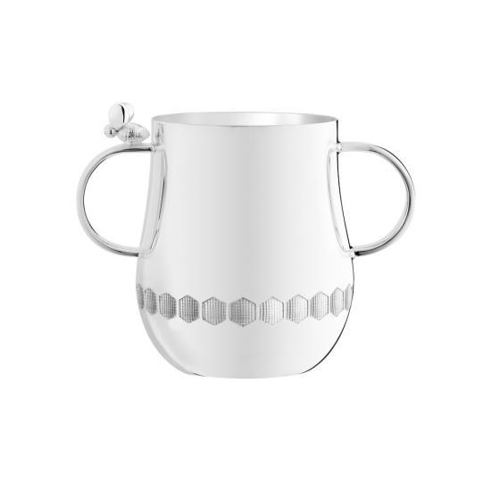 クリストフルシルバー ビービーベビーカップ