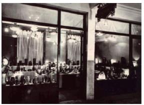 シュナイダー兄弟 リヨンの国際見本市 1928年
