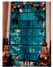 シュナイダー兄弟 パリ万国博覧会でのステンドグラス 1925年