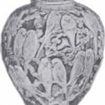 ラリック花瓶偽物