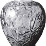 ラリック花瓶本物