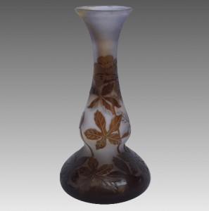エミールガレ ミニチュア カメオ 花瓶