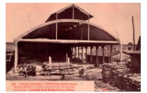 シュナイダー兄弟 新しい工房の建設 1925年