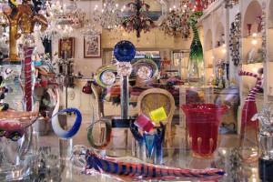 ベネチアングラス(ムラノガラス)のショップ
