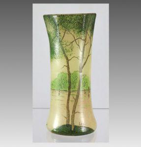 ルグラ ペイント エナメル 花瓶