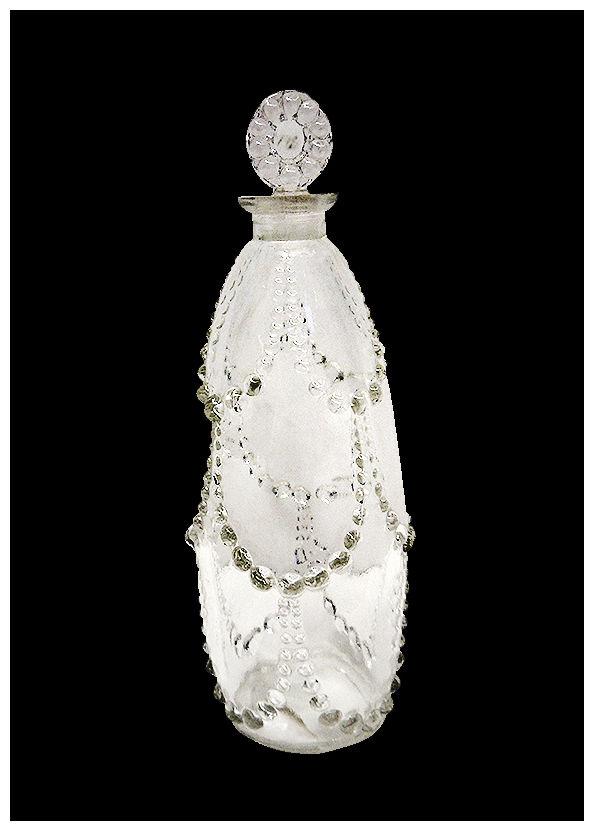 ルネラリックの香水瓶