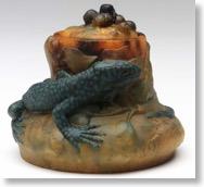 アマルリック・ワルター トカゲのインク壺
